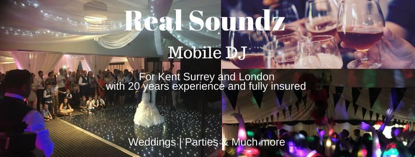 our social media post - Kent DJ Hire