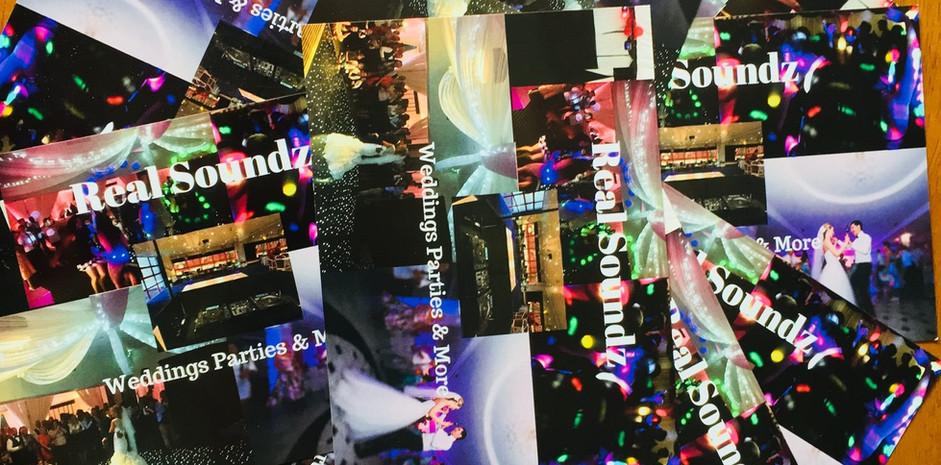our flyers Kent DJ Service