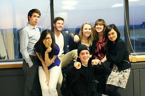 2014 - 2015 SMSA Exec Team at Marketing