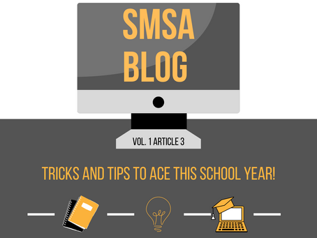 Tricks and Tips to Ace This School Year!
