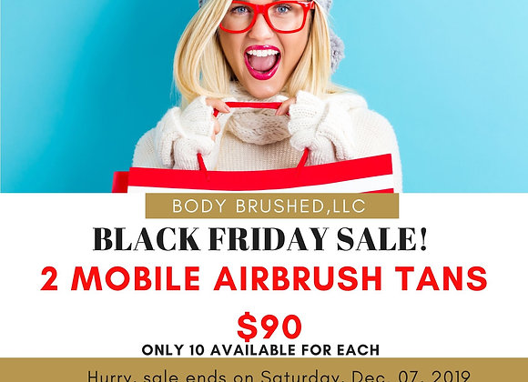 2 Mobile Airbrush Tans
