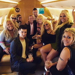 Dana and friends