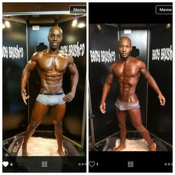 physique tanning
