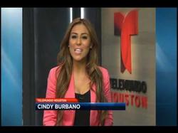 Cindy Burbano
