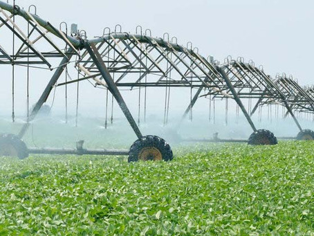 Remote monitoring for irrigation
