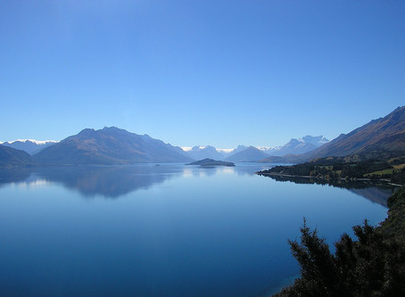 Otago lakes filled with wastewater