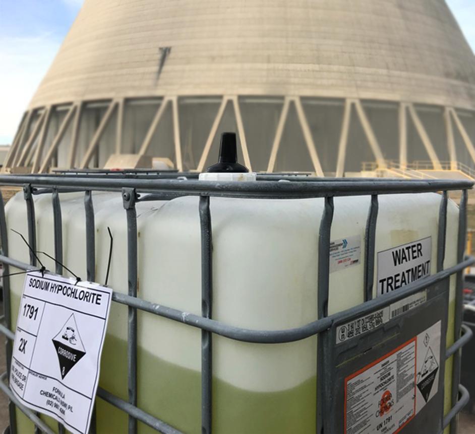 Waterwatch IBC tank fill level monitoring