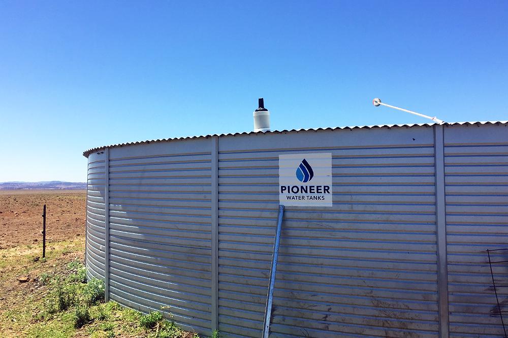 Waterwatch tank level monitoring