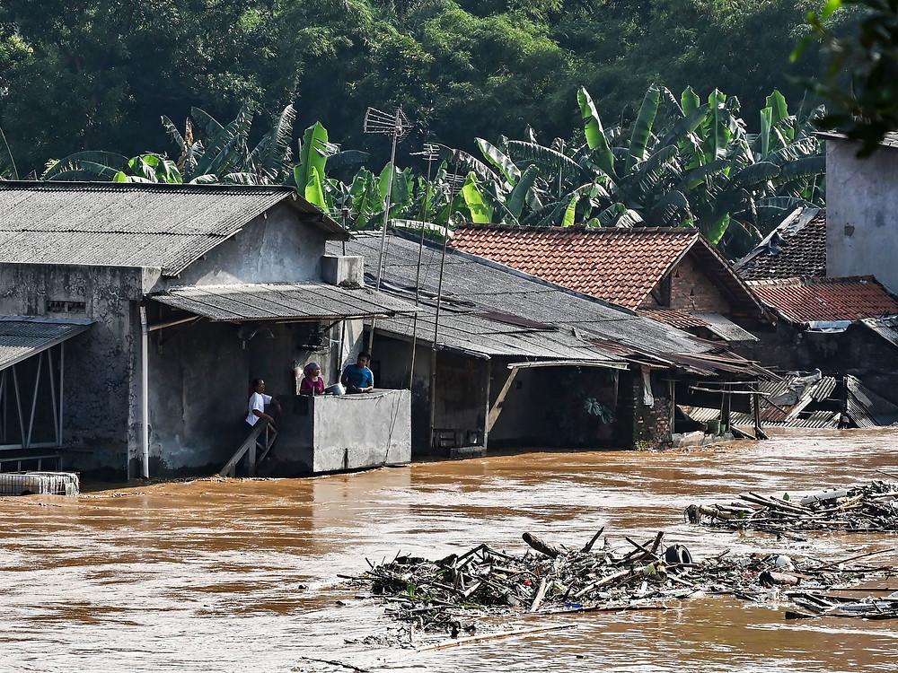 Jakarta Sinking City