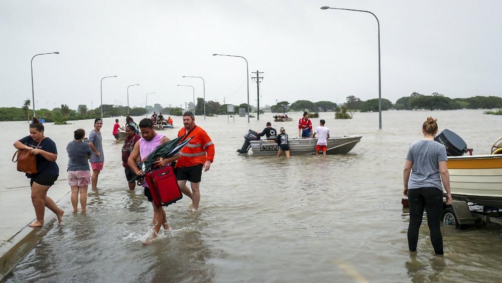 North Queensland Flooding
