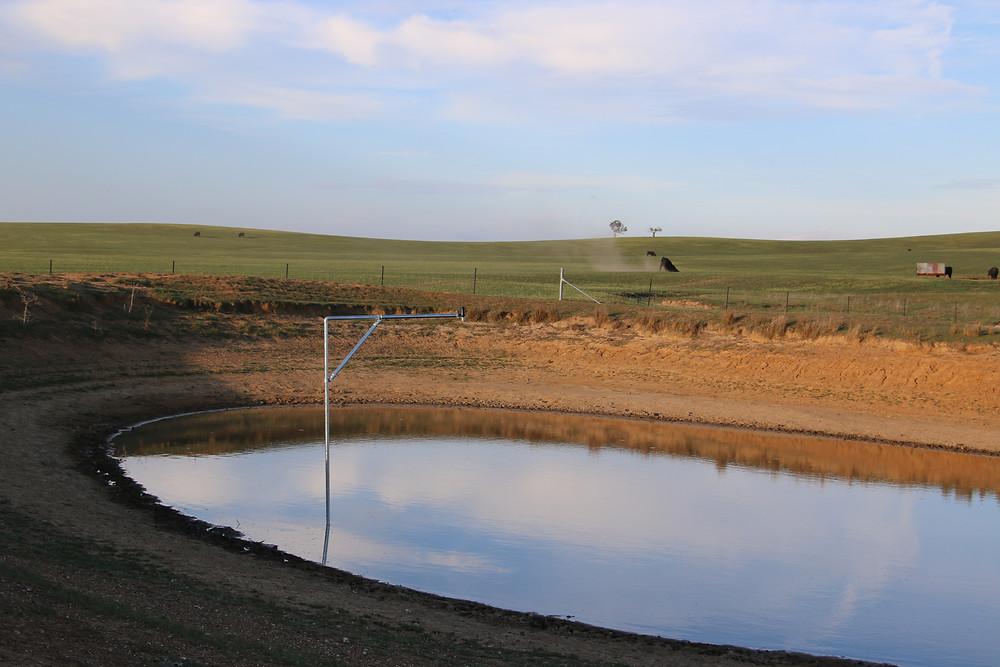 Waterwatch dam and pond monitoring | Smart Farming
