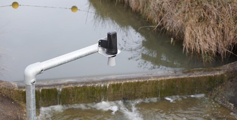 Waterwatch LS1 weir monitoring