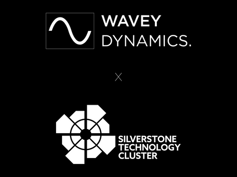 News: Wavey Dynamics joins the Silverstone Technology Cluster.