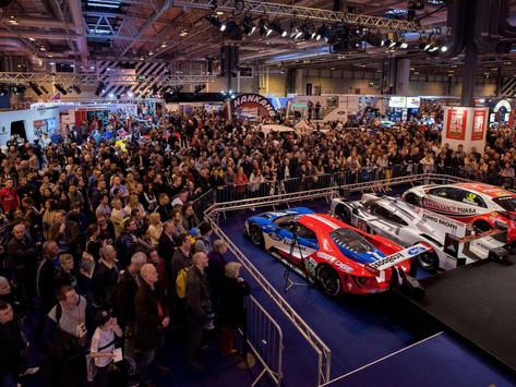 News: Continuing the Charge for Diversity at the Autosport International Exhibition