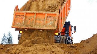 доставка песка купить