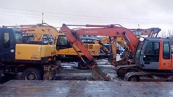Аренда строительной техники цены