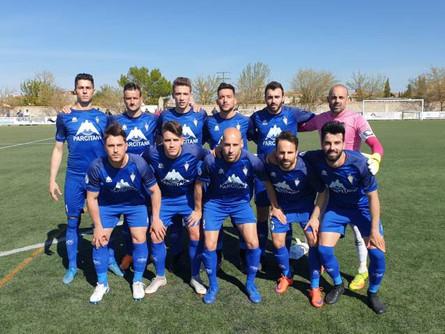El CP Villarrobledo venció al Atlético Ibañés en un partido en el que fue superior a su rival