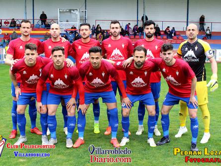 El CP Villarrobledo jugará este domingo a las 12 de la mañana en Azuqueca de Henares