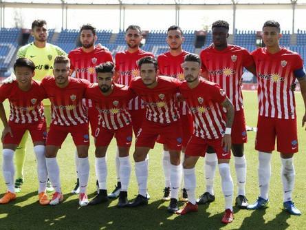 El Almería B último escollo del CP Villarrobledo en su sueño por el ascenso a Segunda B