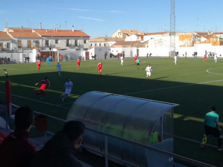 El Villarrobledo consigue tres valiosos puntos ante un aguerrido Almagro