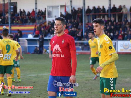 Aquí puedes volver a ver al completo el CP Villarrobledo 5 Atlético Tomelloso 1