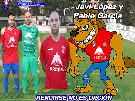 Pablo García, Javi López y Borja Collado continuarán una temporada más