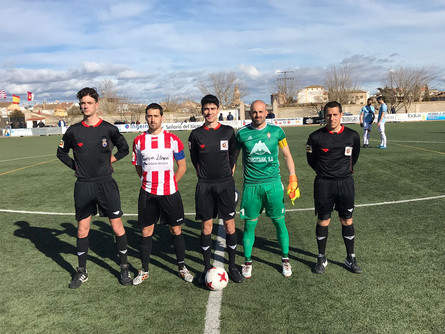 El CP Villarrobledo desaprovecha un 0-2 y empata ante el At. Ibañés