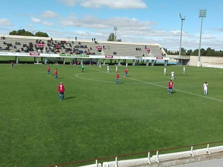 El Villarrobledo pierde ante el Atlético Albacete en un partido para olvidar