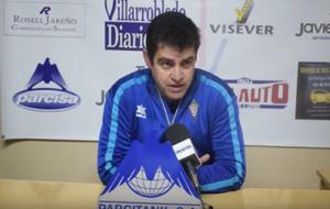 ImagManolo Martínez, entrenador del CP Villarrobledo