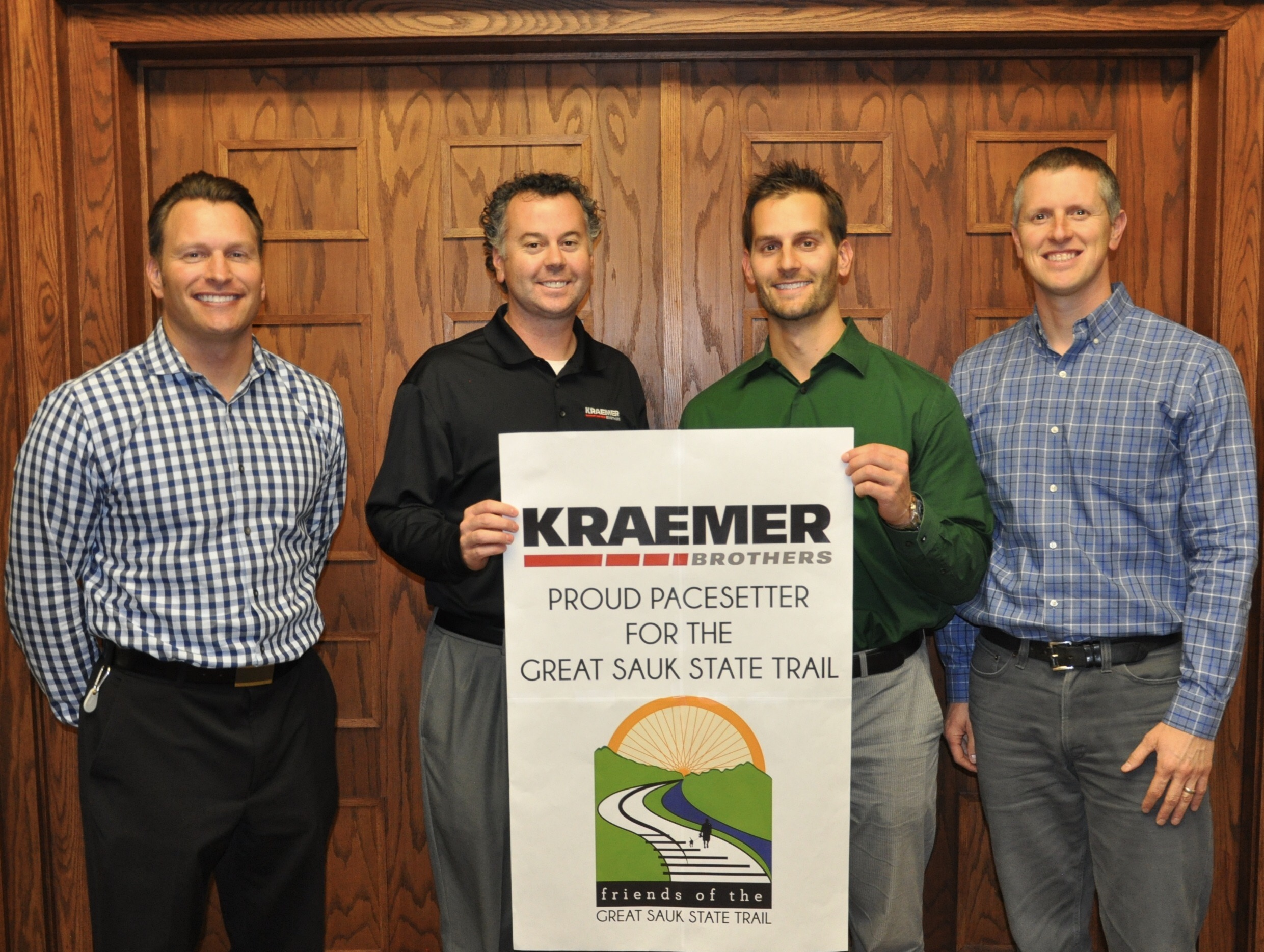 Kraemer Brothers Supports the GSST