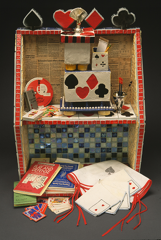 Card Shark Shrine