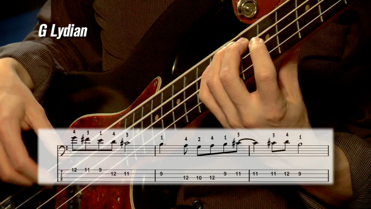 30 Minute 1 on 1 Bass Lesson