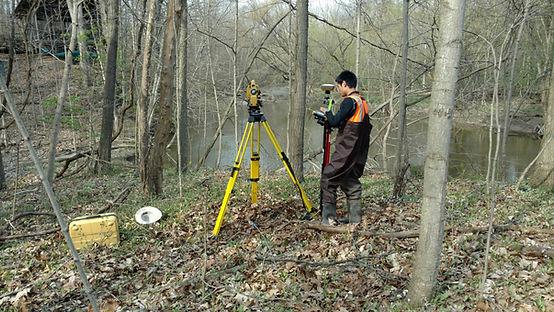 Land Surveying In DeKalb County