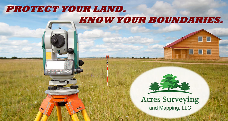 property boundary survey