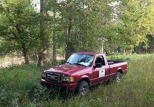 Land Surveying Truck