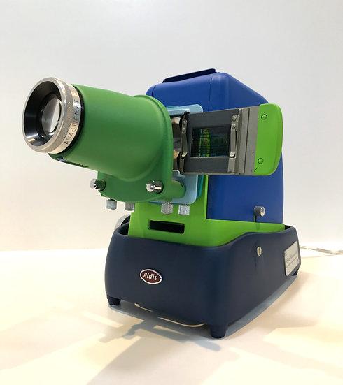 Projecteur diapo Aldis Vert et Bleu