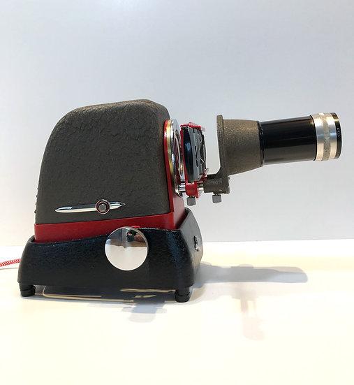 Projecteur diapo Aldis Vert Noir et Rouge