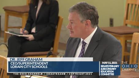 Proponent Testimony Regarding SB 165