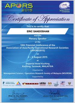 Eric in Sarawak