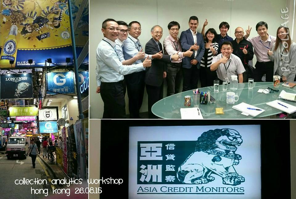 Collection Analytics Workshop in HongKong