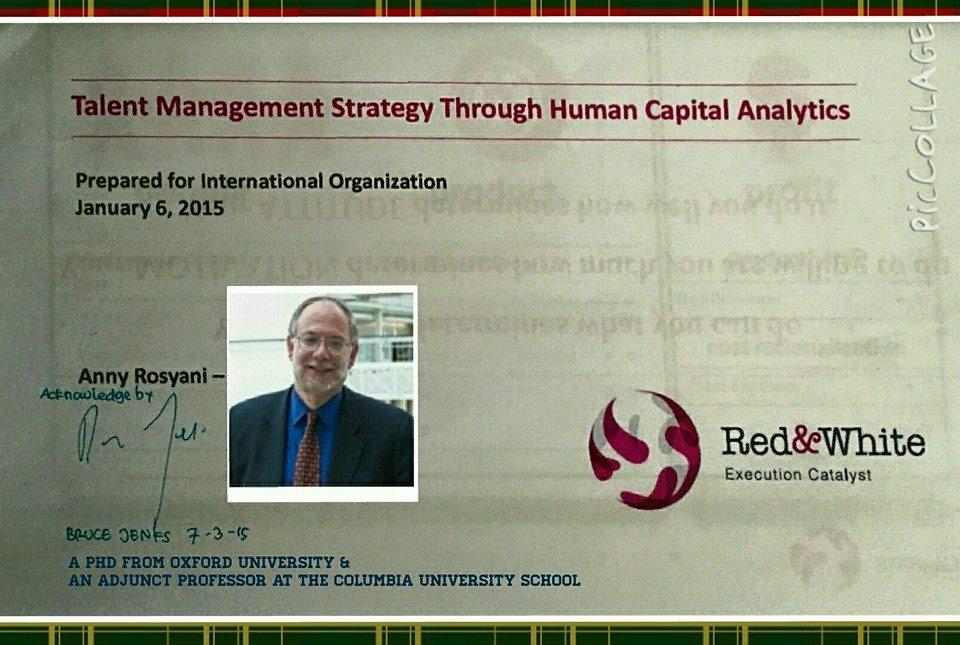 Validation of Our Human Analytics
