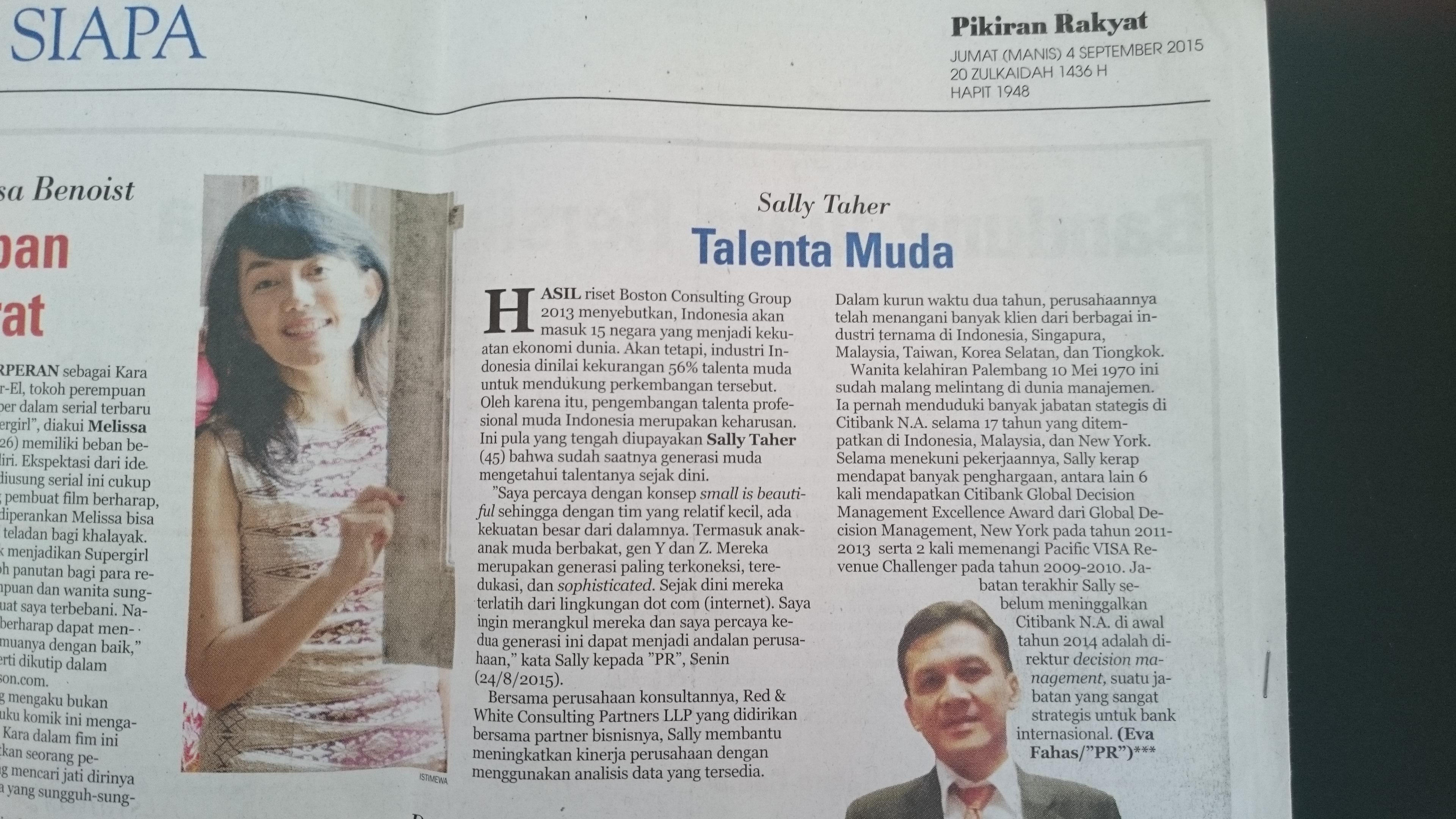 Founder Story at Pikiran Rakyat