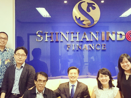 ShinhanIndo ~ Red&White: Join Us in Building Synergistic Credit Card Team!