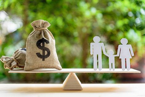 Money saving for kids, family financial