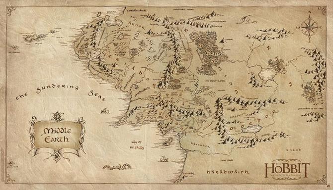 Ma passion pour le Hobbit