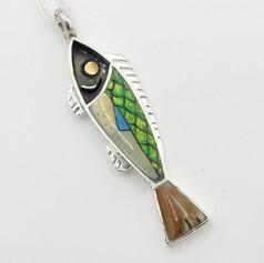 PEN2 green fish