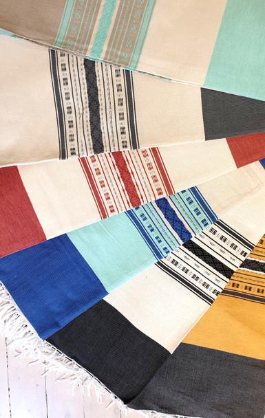 Colourful Mexican textiles