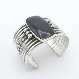 C26 Black Jade cuff
