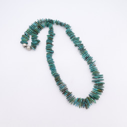 N7 Old style Turquoise necklace
