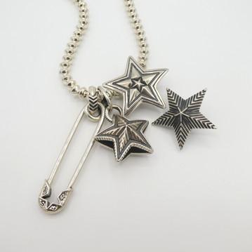 Selection of Cody Sanderson silver pendants